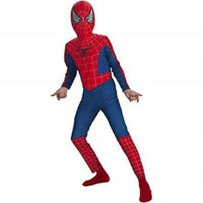 Amazing Spider Man Kids Costume (Childs The Amazing Spider-Man 2 Costume  Size)
