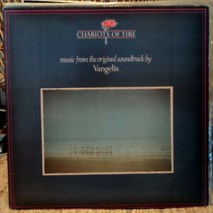 VANGELIS - Chariots of Fire OST Vinyl Record Album Kitchener / Waterloo Kitchener Area image 1