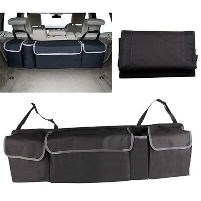 High Capacity Multi-use Car Seat Back Organizers For Interior -