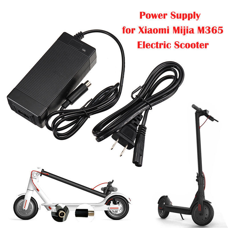 Charger For Xiaomi Mijia M365 Electric Scooter 42V 2.0A