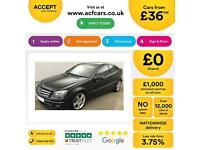 Mercedes-Benz CLC FROM £36 PER WEEK!