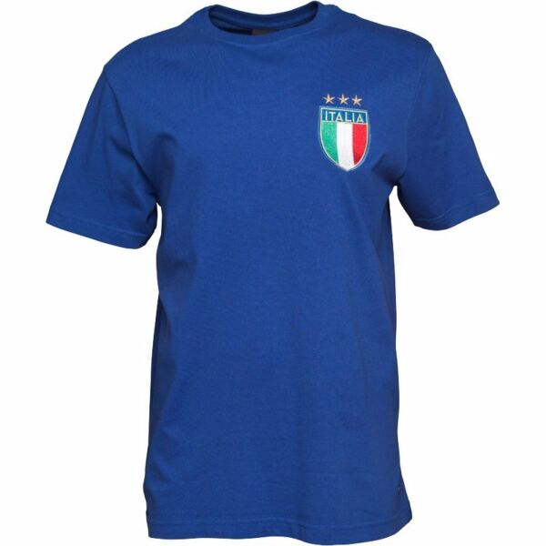 Toffs Mens Italy Number 20 T-Shirt - Navy Blue (Size L) (Brand New With Tags)