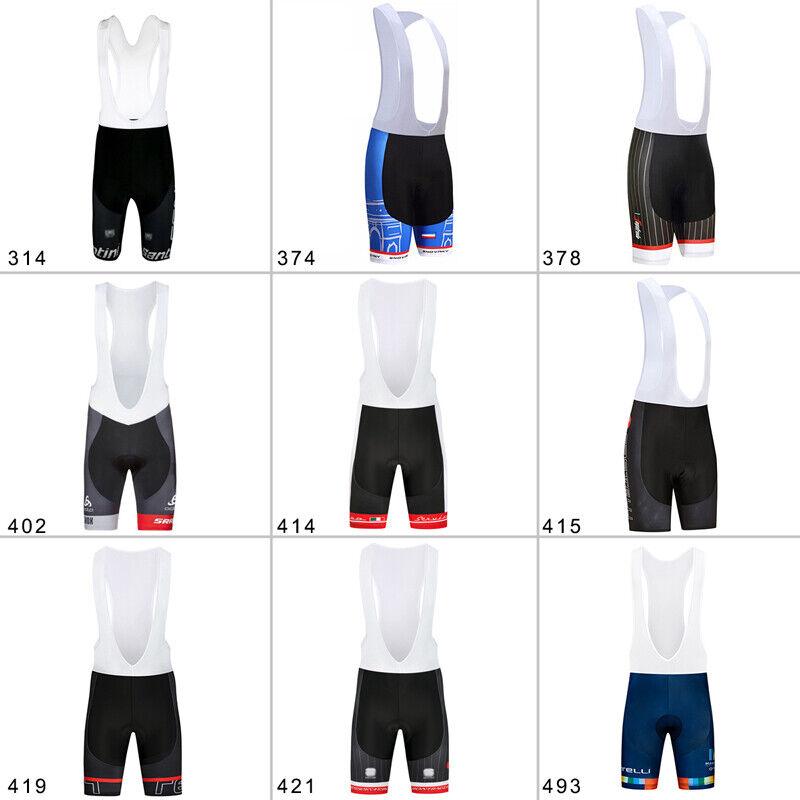 Men/'s Outdoor Cycling 3D Pad Shorts Sports Bicycle Bib Short Bike Tight 5-Colors