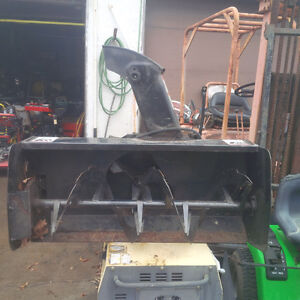 SNOW BLOWER TO FIT SEARS LAWN TRACTOR Kawartha Lakes Peterborough Area image 6