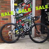 ALL IN STOCK SALSA AND SURLY TOURING BIKES ON SALE