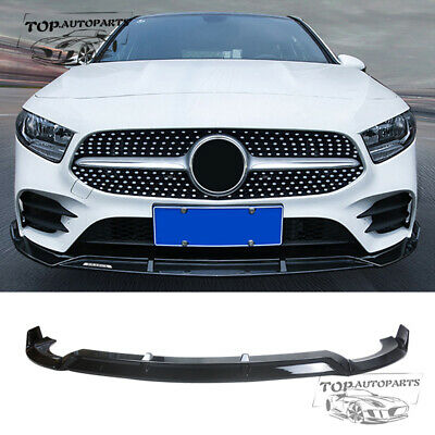 Spoiler Frontschürze Vorderlippe für Mercedes E-Klasse W213 E43 Lippendeckel ABS