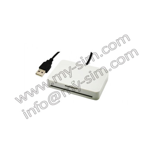 SIM Card Writer PC-Linked USB contact smart card Reader/Writer personalize tools