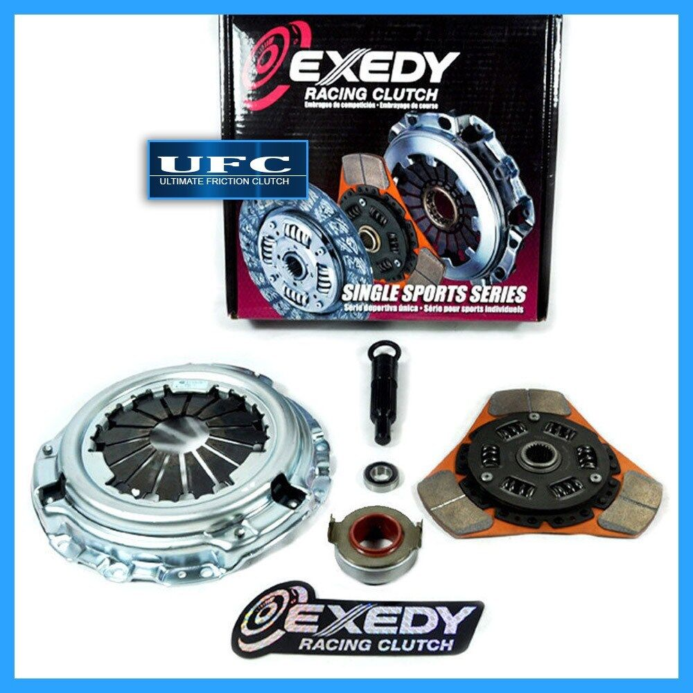 EXEDY RACING STAGE 2 CLUTCH KIT Fits 1992-1993 ACURA