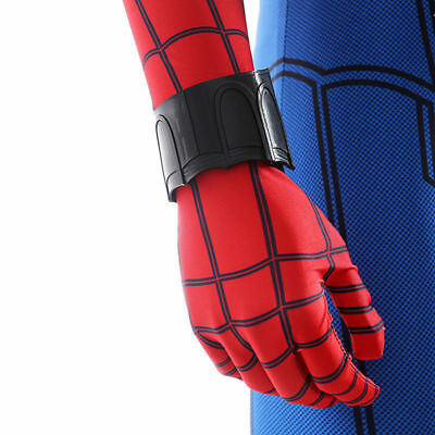 Spiderman Homecoming Peter Web Shooter Cosplay Halloween Wrist Guard Spider Prop - Family Guy Peter Halloween
