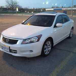 2008 smooth driving Accord V6 same gas mileage as a 4 cylinder