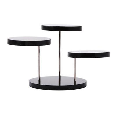 Acrylic Necklace Jewelry Round Earring Bracelet Display Stand Holder Rack MP Acrylic Earring Display Stand