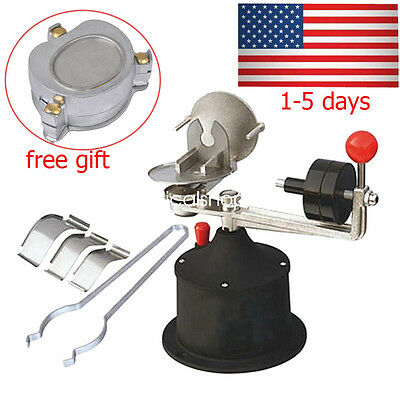 Dental Jewelry Centrifuge Centrifugal Casting Machine Apparatus Denture Flask-us