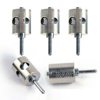 5x Dental Turbine Cartridge Push Button For Nsk Pana Air Standard Head Handpiece