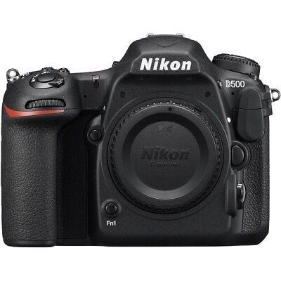 Nikon D500 DSLR Kamera Digitalkamera Gehäuse Body 20.9MP DX  - Neu