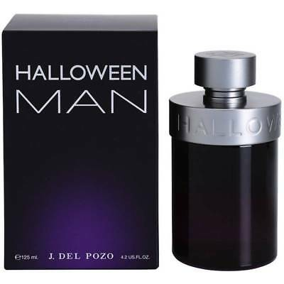 *TESTER* NO BOX Halloween Man Cologne by Jesus Del Pozo for Men, 4.2 oz/ 125ml  - Halloween Cologne For Men