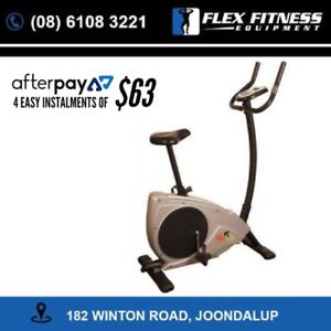 GO30 Exercise Bike *CARDIO CLEARANCE* Amazing Value!