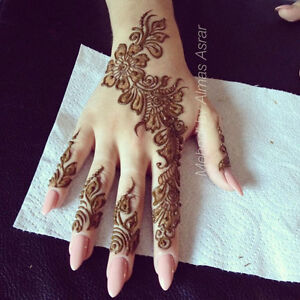 Simple beautiful and elegant henna designs Windsor Region Ontario image 9