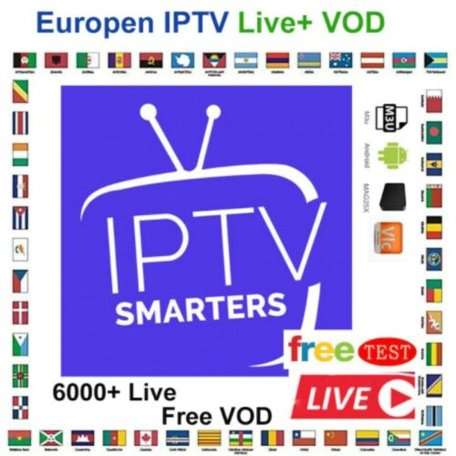 ⚡I.P.T.V⚡ 🔥12 months subscription🔥 It works in all devices Worldwide