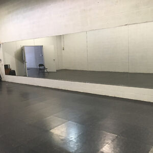 Dance Studio Space for Rent