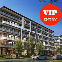 NOW REGISTER VIP- THE WEST CONDOS For Sale in Burlington!!