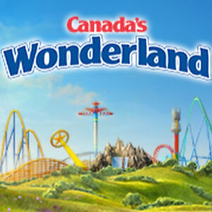 CANADA'S WONDERLAND DISCOUNTED TICKETS