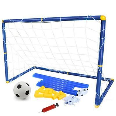 4d9f48e0a Portable Removable Football Gate Soccer Kids Outdoor Play Training Net Set  Toys