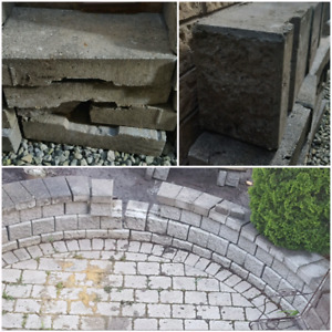 Stones for outdoor projects