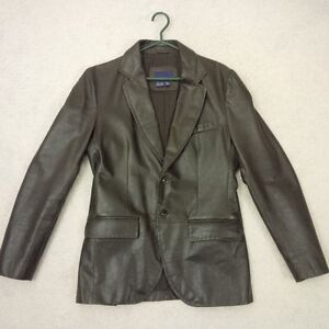 Zara Classic Leather Jacket