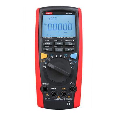 Uni-t Ut71e Intelligent Lcd Digital Multimeter With Usb Frequency Tester 39999