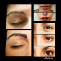 $100 off Microblading and Permanent Makeup