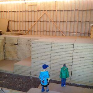 """R18 3"""" Rigid foam insulation Peterborough Peterborough Area image 1"""