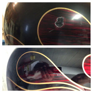 "Motorcycle paint repairs & bodywork ""SPECIAL PRICE "" 3 pcs Windsor Region Ontario image 3"
