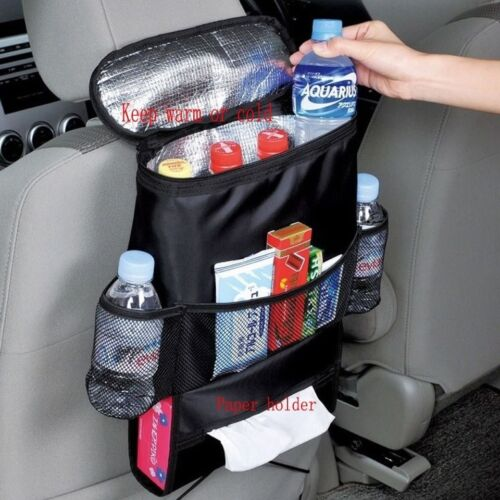 Storage bag with the car seat multi-purpose vehicle keep warm or cold Car & Truck Parts