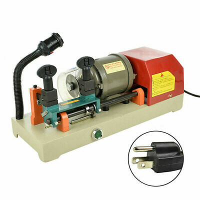 110V Horizontal Cutter Cutting Engrave Duplicating Copy Machine