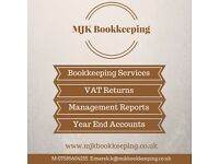 Oxfordshire Bookkeeping Services - MJK BOOKKEEPING