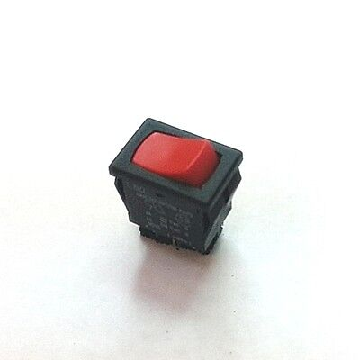 New Dpdt On-on Miniature Rocker Switch Carling Switch Model 62132221-0-0-n