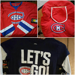 Montreal Canadians items