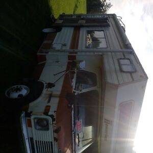 1975 GMC RV Motorhome - 350 Engine with only 122K