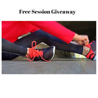 Free Fitness Session Give a way: Durham Region