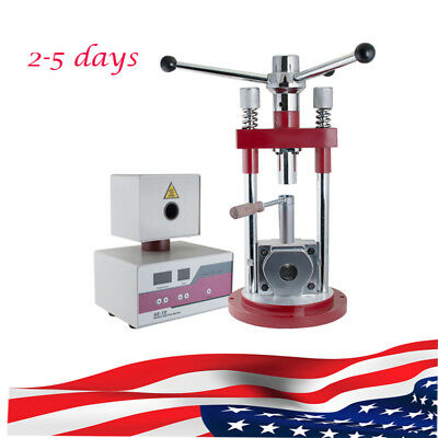 Us Fda Dental Dentistry Flexible Denture Injection System Machine Lab Equipment