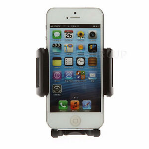 iPhone iPOD GPS Universal Handle Bar Monture Cradle Bike+Bicycle