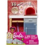 * Barbie - Pizza Oven Speelset