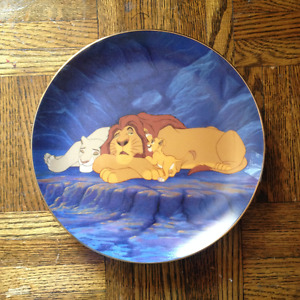 DISNEY Collectible Items: Lion King, Jungle Book, Aladdin