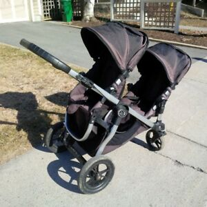 City Select Double Stroller - Incredible Value!!