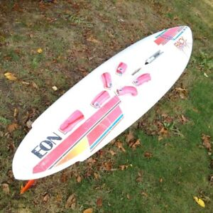 old windsurfing board for float toy just $50