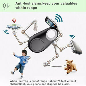 Anti-Lost Remote Shutter GPS Tracker Alarm NEW