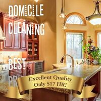 Excellent Quality House & Condo Cleaning Always Only $17 HR