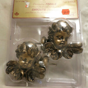 Lot 9 Nine Pieces Cherub Angels Wall Sconces Shelves Fountains Kitchener / Waterloo Kitchener Area image 6