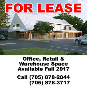 FOR LEASE - 7 & 3 Commerce Road, Lindsay, ON