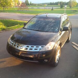 Nissan Murano SL SUV, Leather Heated Seats